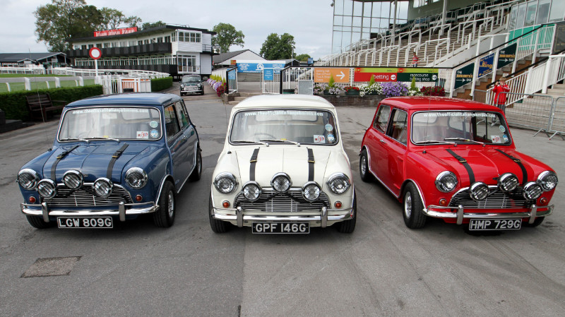 mgf & mg tf owners forum - cool wall - mini cooper - 1960's -