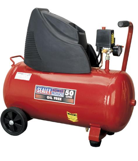 Sealey Air Compressor Spares