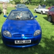 MGF & MG TF Owners Forum - Rough idle and drive 30 seconds